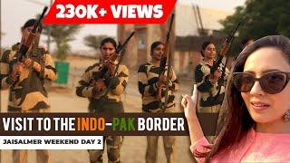 Drive to the Indo-Pak Border | Tanot Mata Mandir | Jaisalmer Day 2