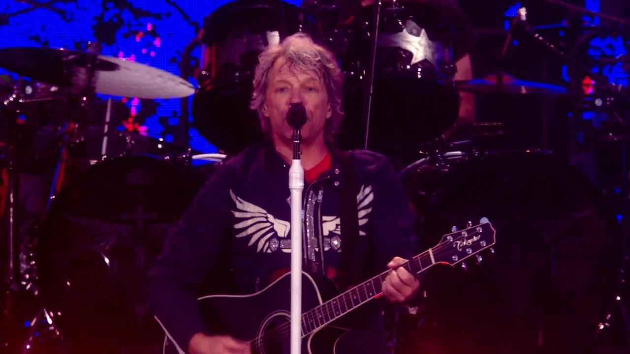 Bon Jovi: We Weren't Born to Follow -  from Sønderborg (June 12, 2019)