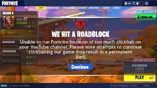 Epic Games ruined my video..
