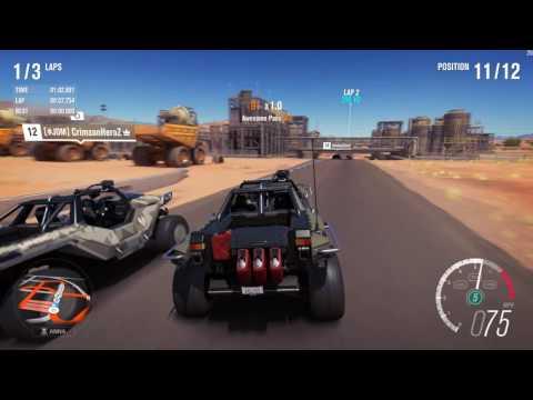 Forza Horizon 3 - Setting up TMX