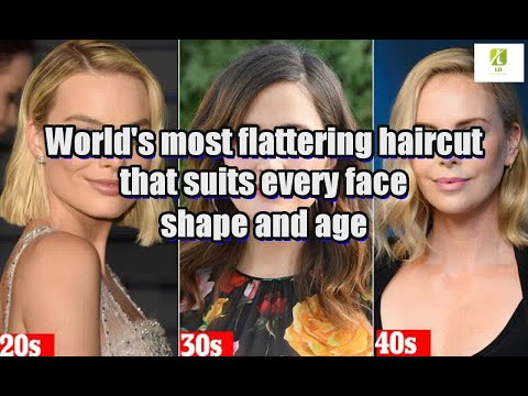 World's most flattering haircut that suits every face shape and age
