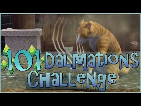 For the Love of Stray Pets || Sims 3: 101 Dalmatians Challenge  - Episode #43