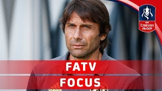 Conte on Cup Final & Terry
