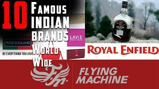 10 Indian (owned) brands which are popular world-wide | Simbly Chumma