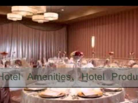 Hospitality Vendors, Hotel Amenities, Hotel Products