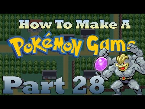 How To Make a Pokemon Game in RPG Maker - Part 28: Evolution Stones