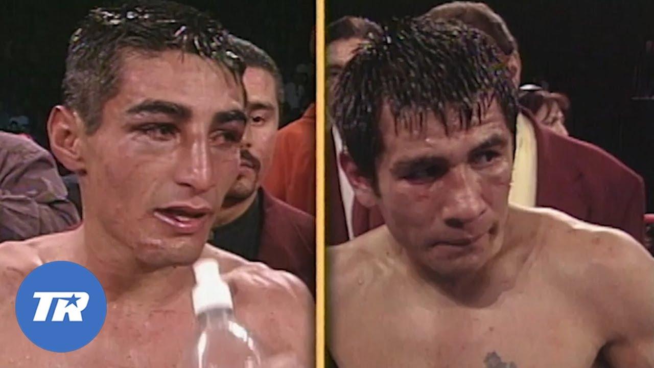 Erik Morales vs. Marco Antonio Barrera 1   ON THIS DAY FREE FIGHT