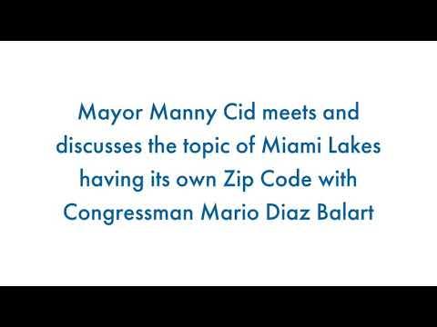 Update on Miami Lakes' Own Zip Code
