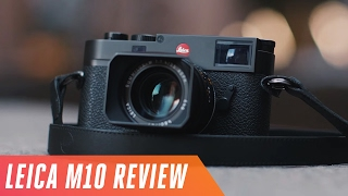 Leica M10 review