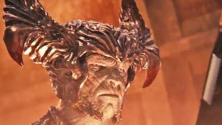 Justice League - Steppenwolf Attacks the Team | official FIRST LOOK clip & trailer (2017)