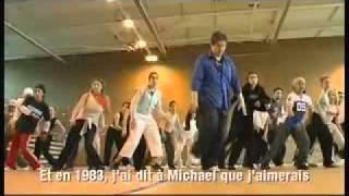 Michael Jackson's Real Dance Teacher for 18 years: Poppin' Taco