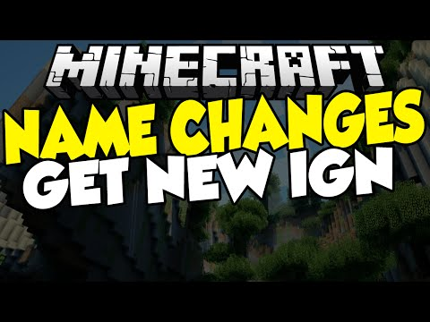 Minecraft: Name Change News - Release Date & How To Change IGN