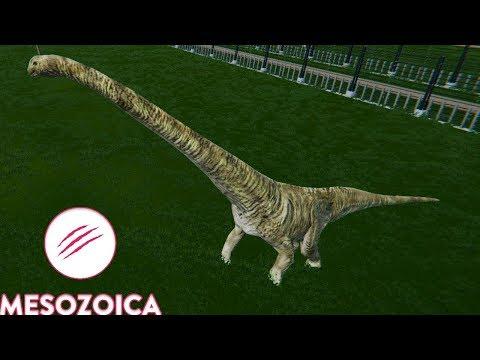 Mesozoica 12 - Mais pescoçossauros!!! (GAMEPLAY PT-BR)