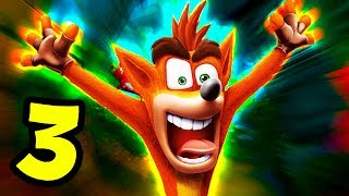 THE RAGE IS RISING | Crash Bandicoot N
