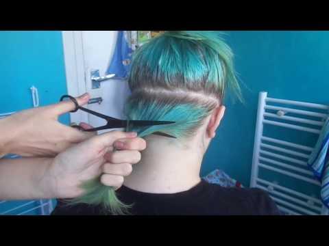 ASMR, No talking Hair Dresser RP, Shaver, Sisscor sounds