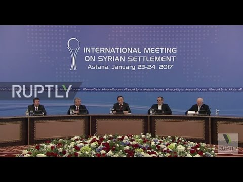 Kazakhstan: Russia, Turkey and Iran create mechanism to observe Syria ceasefire
