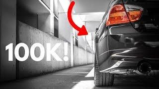 Replacing Spark Plugs DIY! E90 BMW 328I - Shop Time With