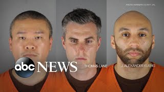 Ex-Minneapolis police officers face judge after new charges | WNT