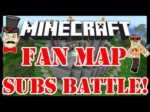 Minecraft Clay Soldiers - V3 FAN MAP Castle Arena Subs Bet Battle #25! Enter Your Army!
