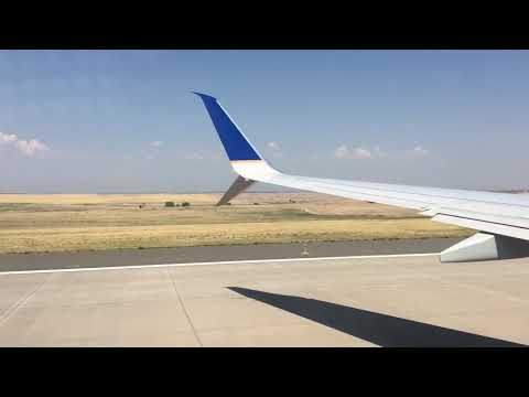 UA 1774 DEN to PHL TAKE OFF