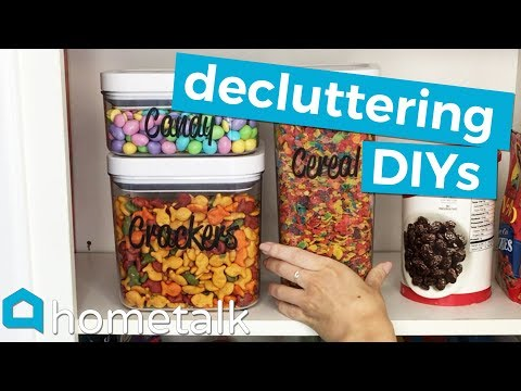 DIY Hacks to Instantly Declutter Your Kitchen