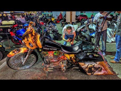 Una probadita de el Black Bike week en Myrtle Beach 😎 Motorcycle lifestyle