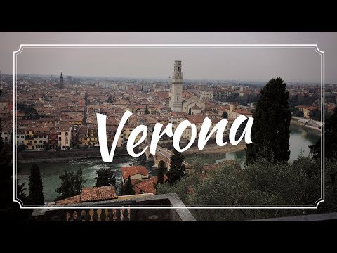 A Day In Verona -  Travel Vlog
