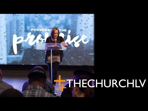 Christine Caine - Possessing The Promise