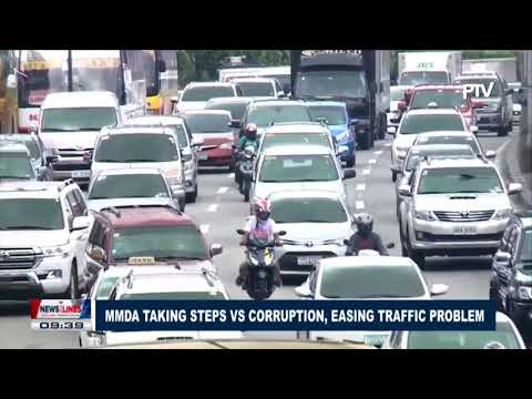 MMDA taking steps vs. corruption, easing traffic problem