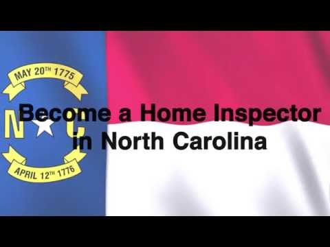 How to Become a Home Inspector in North Carolina