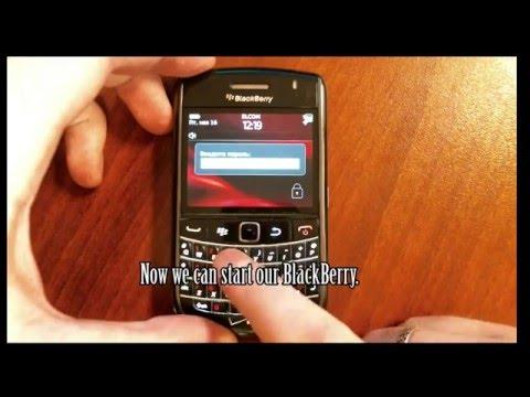 BlackBerry Device Password Recovery using Elcomsoft Phone Password Breaker