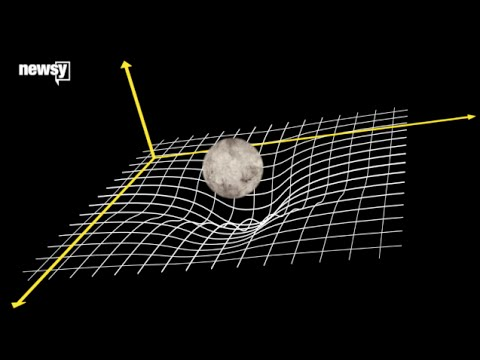 What Did Einstein Mean By 'Curved' Spacetime? - Newsy