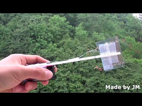 How to make a Rain Alarm sensor