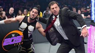 Drew Gulak attacks Mustafa Ali: WWE 205 Live, May 16, 2017