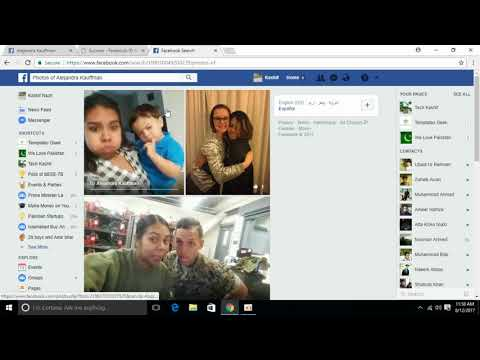 See Hidden Photos on Facebook Timeline in Seconds 2018 100% Working