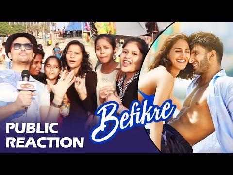 Befikre Movie - PUBLIC SUPER EXCITED - Ranveer Singh, Vaani Kapoor
