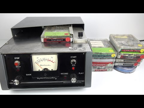 The Broadcast Cart Machine