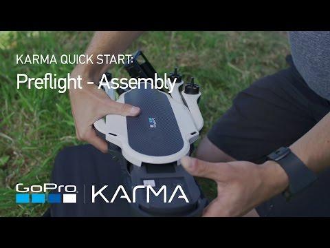 GoPro: Karma Preflight - Assembly