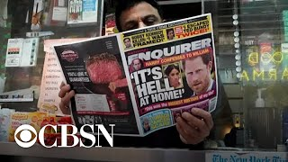 Download National Enquirer being sold for $100 million Video