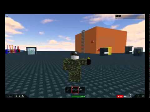 roblox : cool laser gun