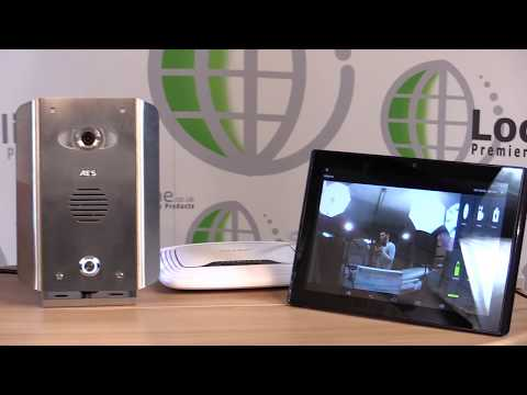 AES Wifi Predator V2 now with 4G Option Door Intercom System   LocksOnline Product Review