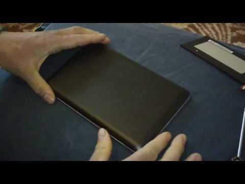 How to replace a battery on a Google Nexus 7