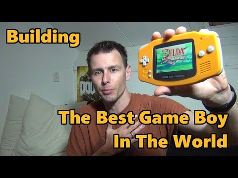 Building The Best Game Boy In The World