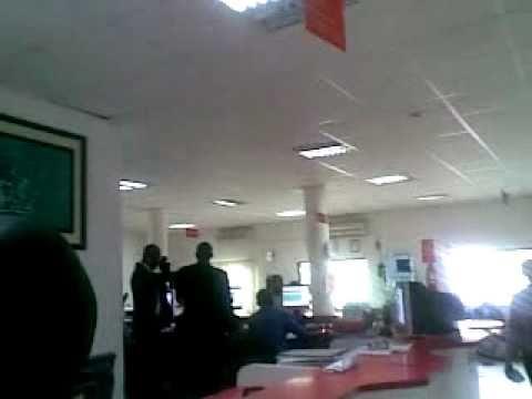 UBA Bank window transaction