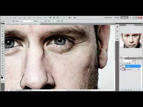 Tegner L.O.C. - Photoshop Cs5