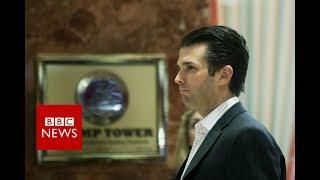 US House Speaker: Trump Jr should testify in Congress - BBC News