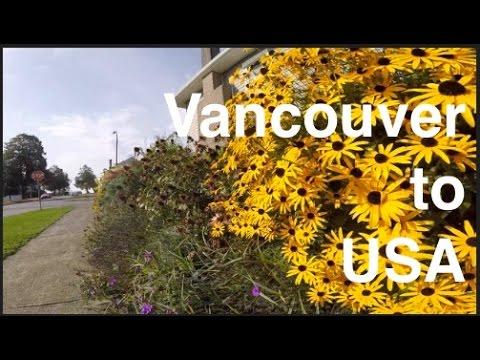 Vancouver to USA