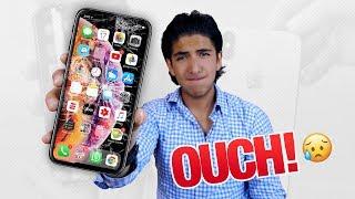 Rompí mi iPhone 😭