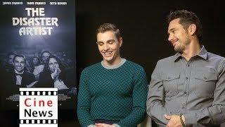 The Disaster Artist – Interview: James Franco & Dave Franco