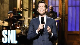 John Mulaney Stand-Up Monologue - SNL